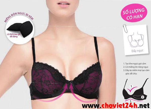 Áo ngực thời trang Sophie Vonie