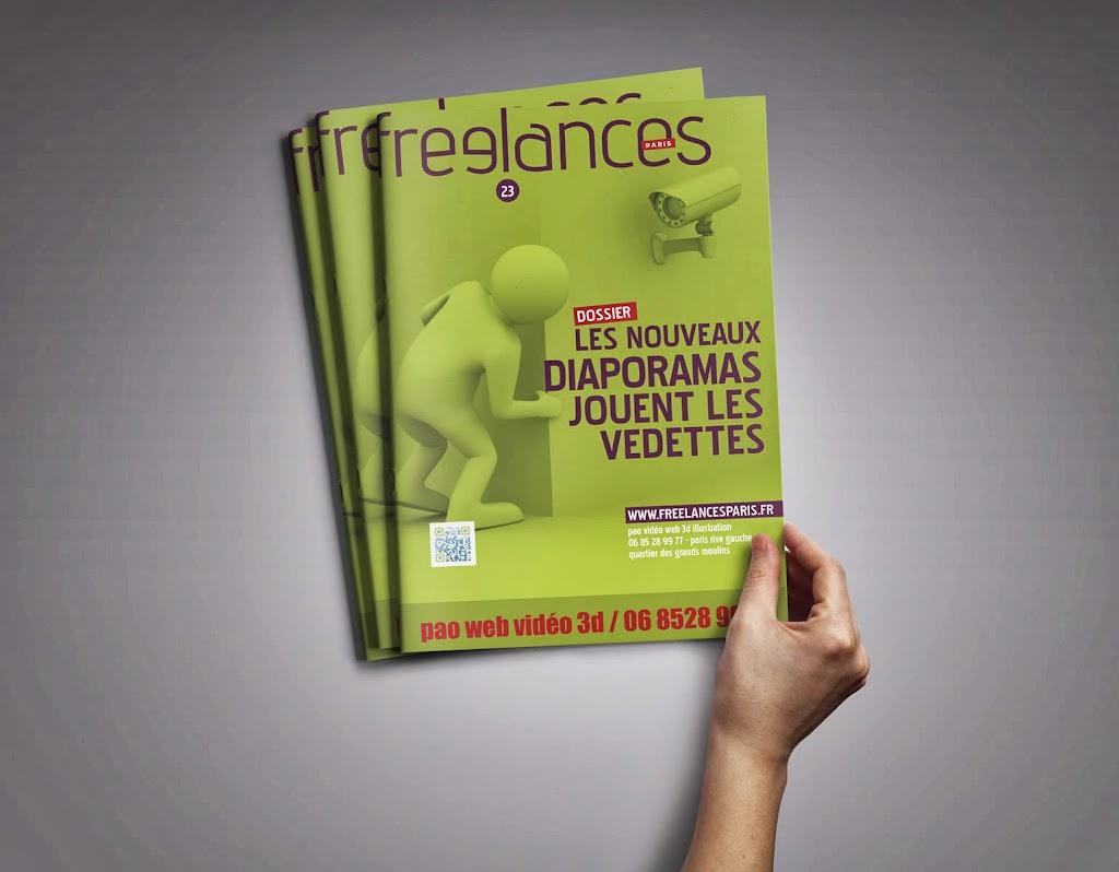 magazine Freelances WEB Les nouveaux diaporamas jouent les vedettes