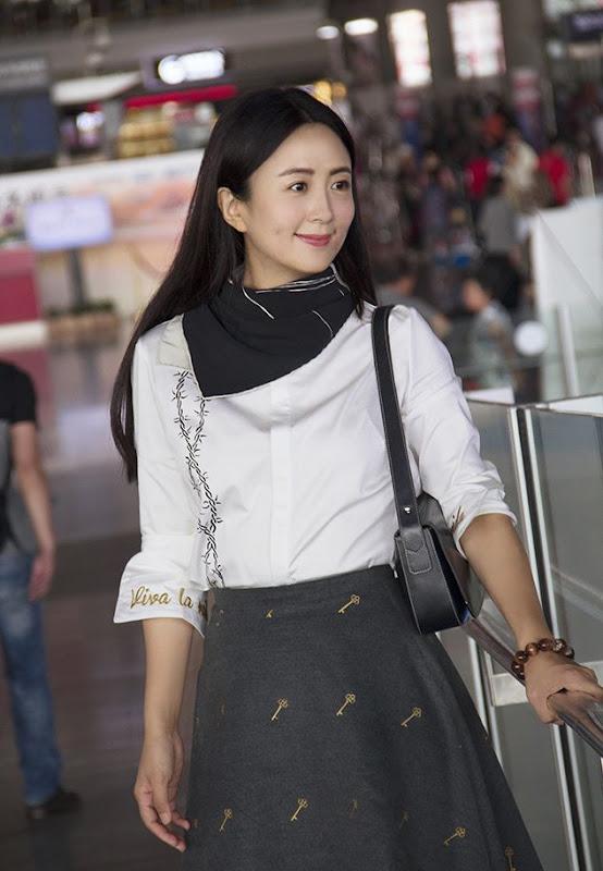 Yang Tongshu China Actor