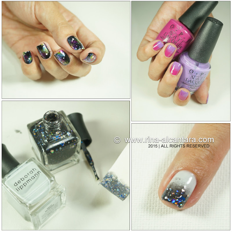 An Invitation For A Nail Art Workshop