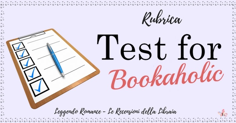 Test for Bookaholic