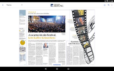 az Aargauer Zeitung E-Paper screenshot 6