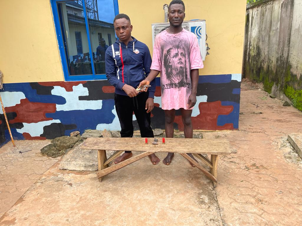 Delta Police Quash Cult Initiation Ceremony, Arrest Cult Members With Weapons