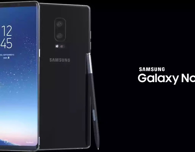 This Is How The Samsung Galaxy Note 8 May Look Like 1