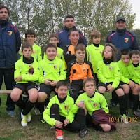 Under 10 - Calcio giovanile 2012/2013