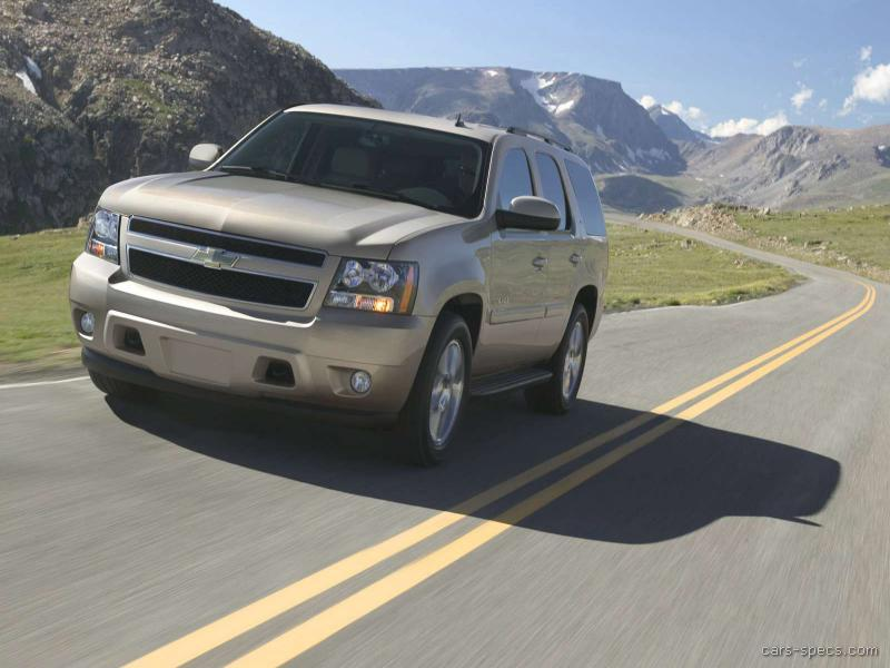2009 Chevrolet Tahoe Hybrid SUV Specifications Pictures Prices