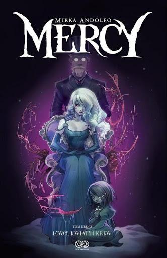 Mercy tom 2 okładka