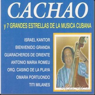 Cachao y 7 Grandes Estrellas de la Música Cubana