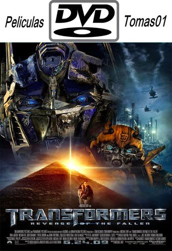 Transformers 2: La venganza de los caídos (2009) DVDRip