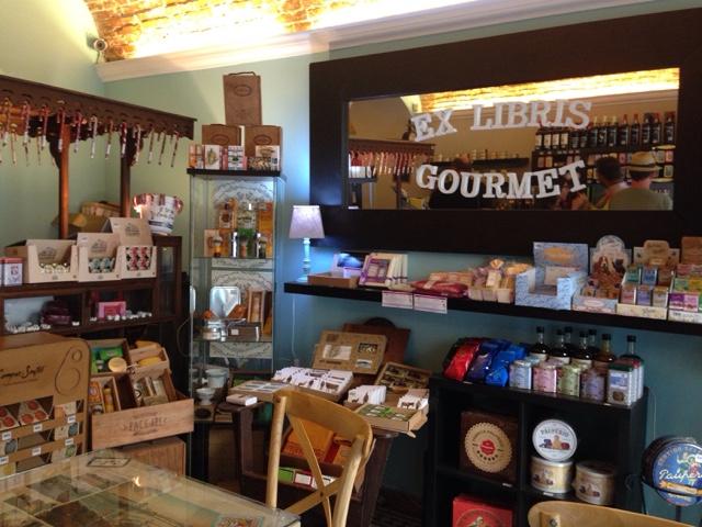 Tienda Gourmet Ex Libris