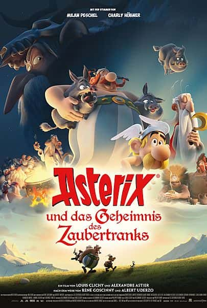 Astérix: Bí Kíp Luyện Thần Dược