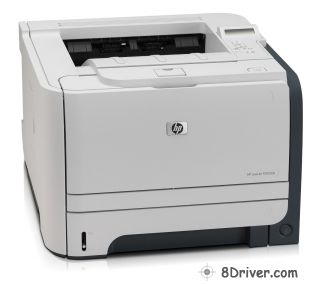 get driver HP LaserJet P2055x Printer