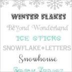 Winter Fonts