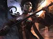 Elven Warrior In Battle