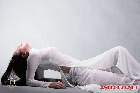 Ngắm nữ sinh áo dài