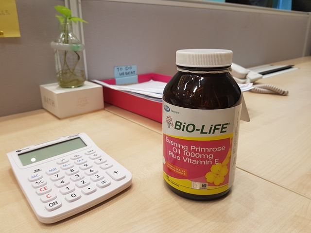 Evening Primrose Oil 1000mg Plus Vitamin E by Bio-Life |Review|