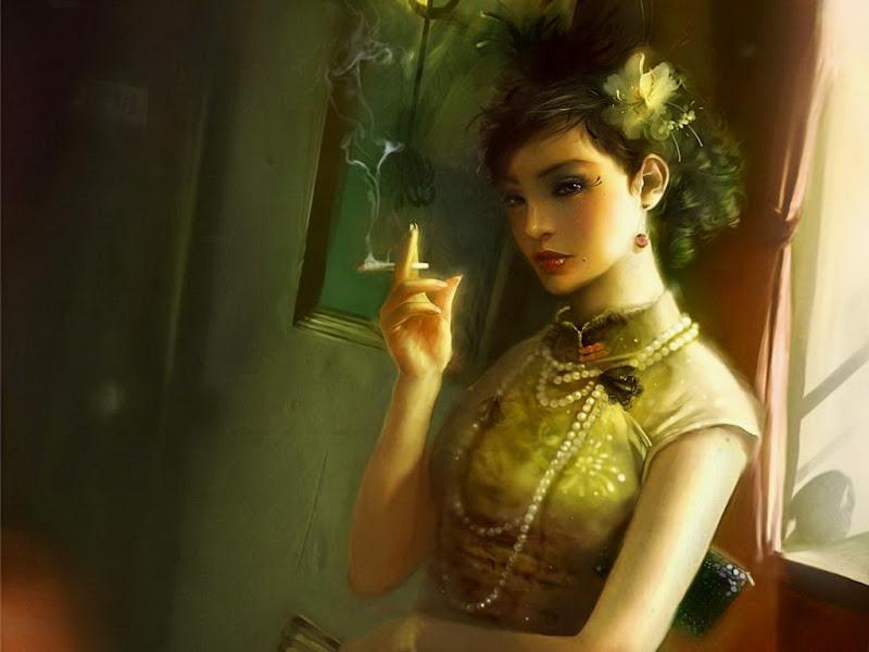 Broken Baroness Maiden, Gothic