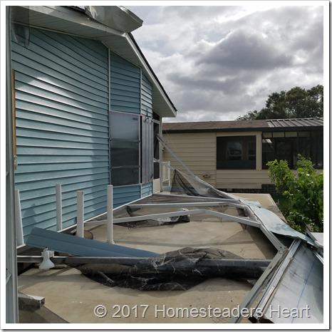 Irma porch