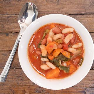 Two Bean Soup.