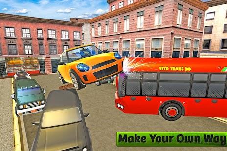 Boss Car Park: Obstacle Course screenshot