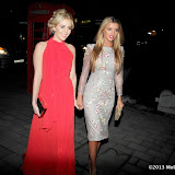 WWW.ENTSIMAGES.COM -  Lydia Rose Bright  arriving at her 22nd Birthday party with Lucy Mecklenburgh - STK , 336 The Strand London                                                        Photo Mobis Photos/OIC 0203 174 1069