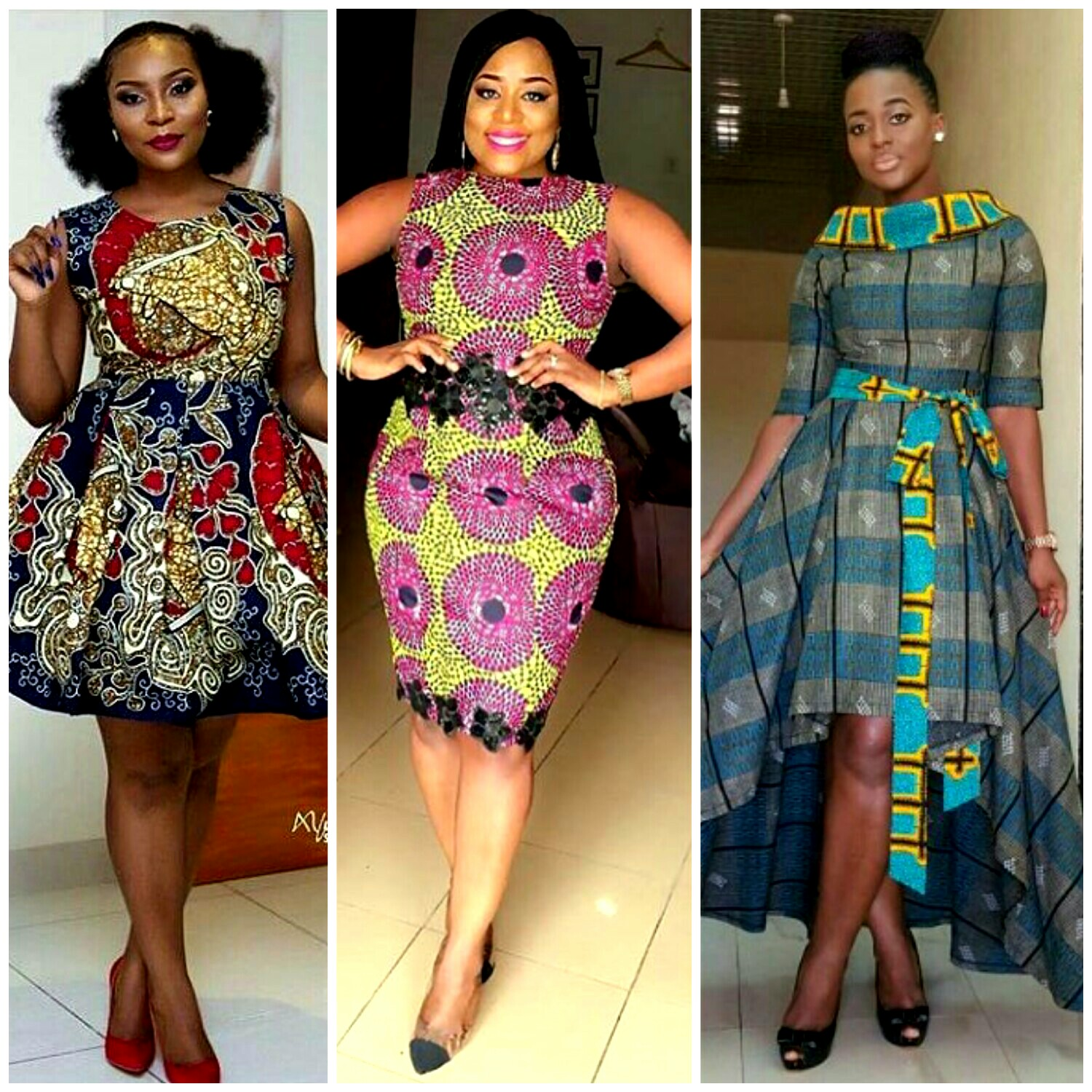 Pretty Latest Kitenge Styles Fashenista
