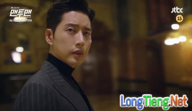 Bị kẻ thù bao vây, tra tấn, Park Hae Jin vẫn bình tĩnh khoe mặt đẹp - Ảnh 8.