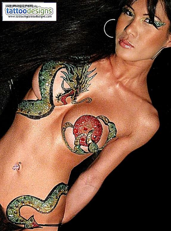 Body Art Tattoo  eyecatchingtattoos