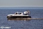 Судно на воздушной подушке Christy 6183 - Ходовые испытания | фото №10