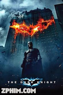 Kỵ Sĩ Bóng Đêm - The Dark Knight (2008) Poster