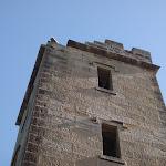 Missing blocks on Boyd Tower (102114)