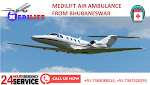 Take Advantage of Low-Charges by Medilift Air Ambulance Services in Bhubaneswar