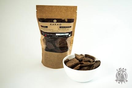 Какао терте (гіркий шоколад)