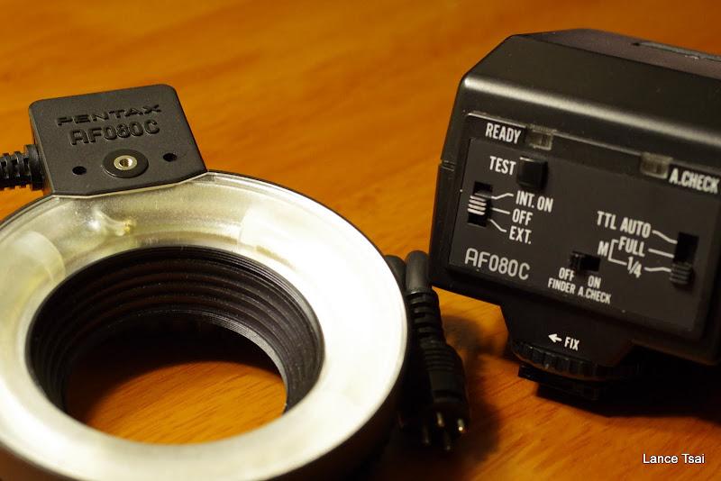 PENTAX 骨灰級環閃 AF080C