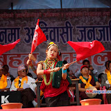 Tamuwan Adhibasi Brihat Sammelan. Photo: Umesh Pun/ HKNepal.com