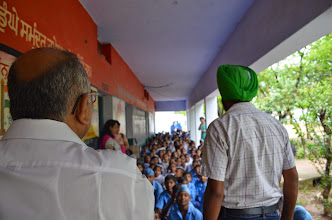 Photo: Govt. High School, Karala, Punjab