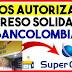¿Cómo usar el link de consulta Bancolombia para Ingreso Solidario? Ingreso Solidario x Corresponsal Bancolombia ahora en SuperGIROS
