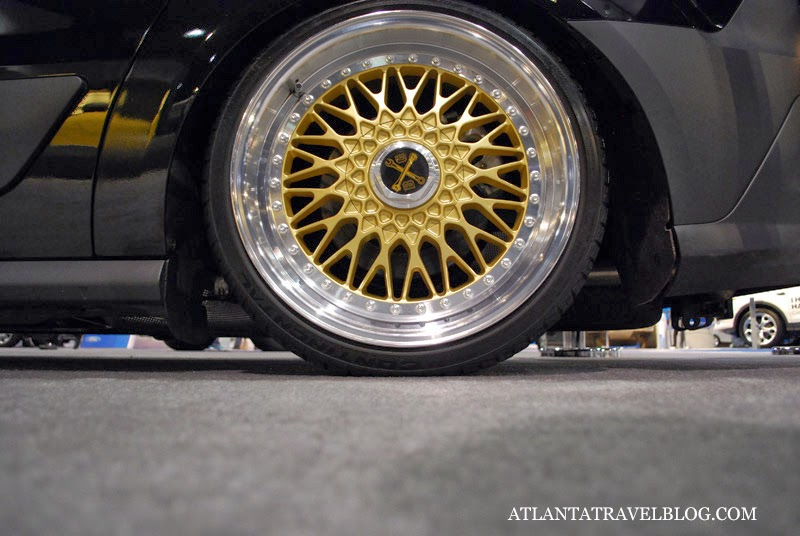 Atlanta International Auto Show 2014