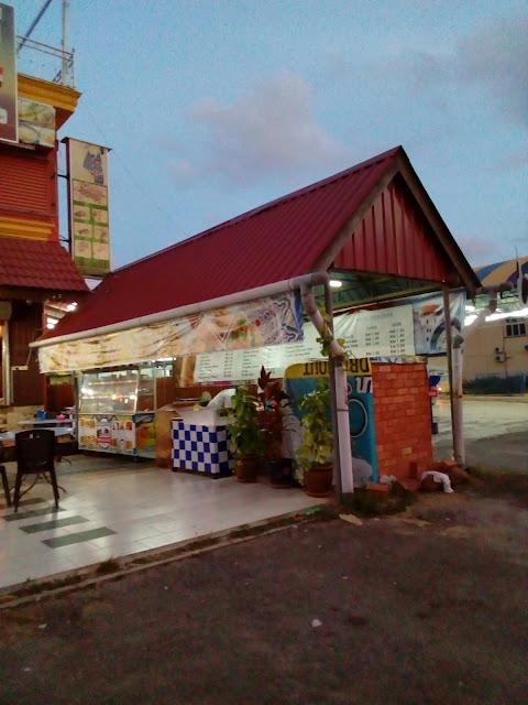Dinner di Restoren Nasi Arab di Gong Badak, Kuala Terengganu