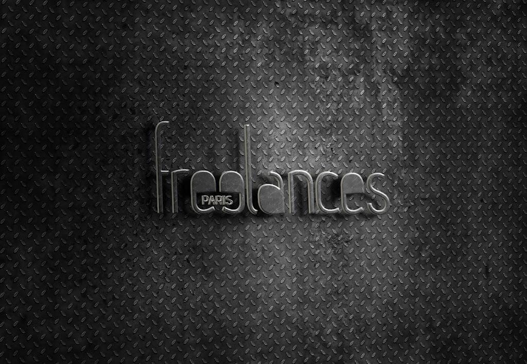 sublimation presentation logo photorealistic trademark corporate design freelancesDOTwork metal