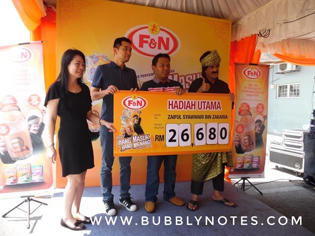 Acara Riang Ria Menang Bersama Hang Tarik F & N (2)