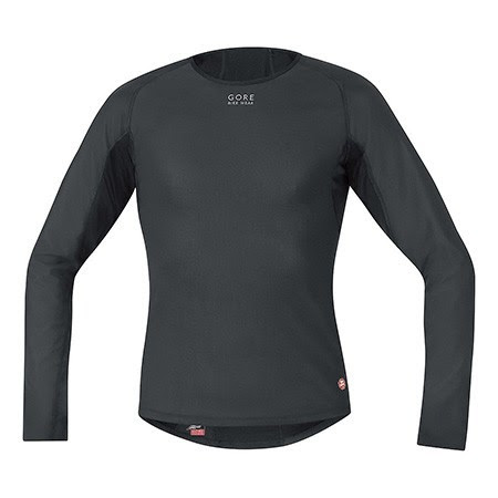 camiseta térmica para mountain bike