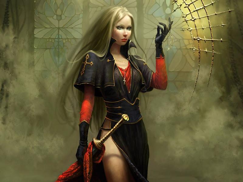 Bloody Assassin, Warriors 3