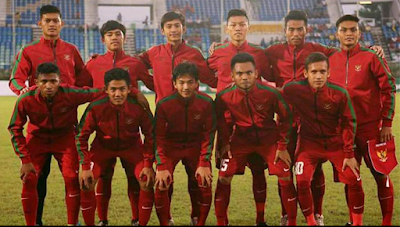 Timnas Dikalahkan Vietnam 0-3