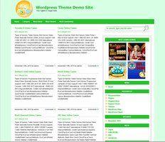 Online Casino Template 918
