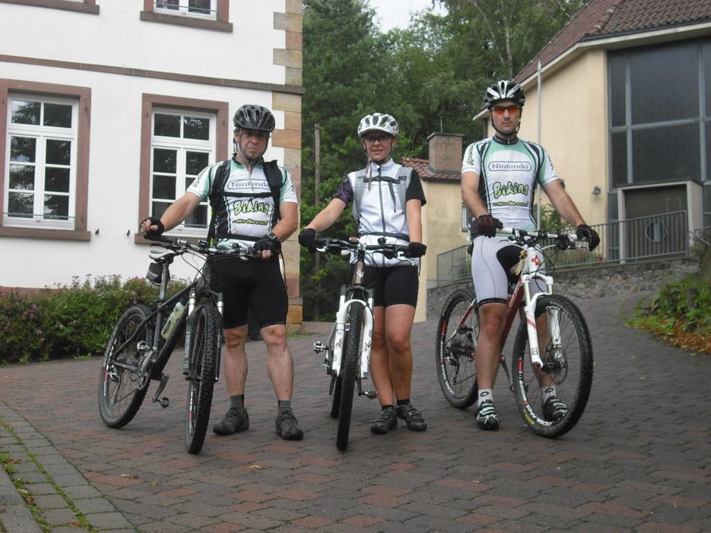 Spessart-Biker-Tour am 21.08.2011
