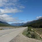 auf dem Weg nach Jasper