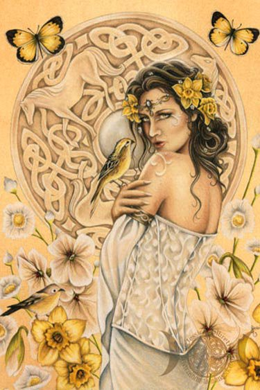 Golden Wiccan Fairy Beauty, Magic Beauties 2