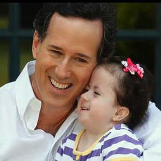 My silent soul for Rick Santorum
