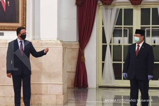 Gerindra Dorong Prabowo-Anies di Pilpres 2024, PKS: Jangan Mau Pak